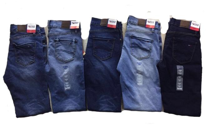 Lote De 5 Pantalones De Dama Levis Guess Tommy Etc Mayoreo Click