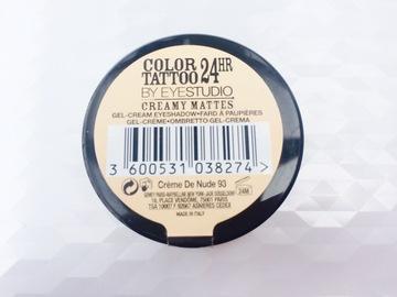 Venta: Color Tatoo Maybelline (Clon Low Cost del Soft Ochre de Mac)