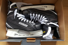 Selling: New ice skates Bauer S140 (size 43)