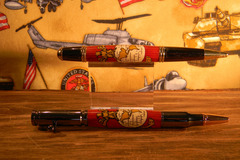 Selling: Marine Corps Pens