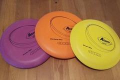 Myydään: Frisbeegolf - set 3 disks