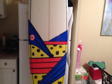 For Rent: 7'10 GSI 'Blue' Funboard