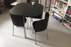 Myydään: Dining table + 4 chairs