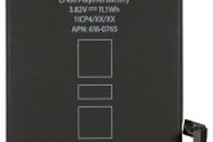 Sólo anuncio: Lote 50 piezas Pila Refaccion iPhone 6S Plus ORIGINAL APPLE