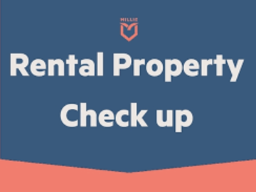 Task: Rental Check-Up