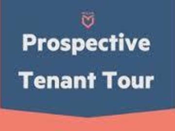 Task: Prospective Tenant