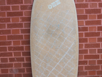 "For Rent: 4'10"" Cork Mini Simmons"