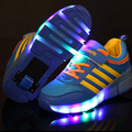 Sell: 12 LED LIGHT UP HEELY SKATING SHOES