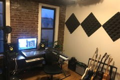 Renting out: Private Uptown Artist Haven