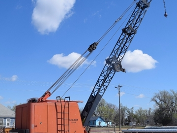 Renting Out: Preview Crane for Rent with Operator GA Savannah
