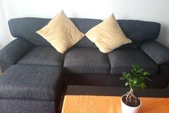 Selling: Sofa 3 seater + 1 Rahi