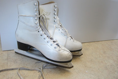 Myydään: Ice skates, size 39
