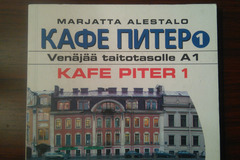 Myydään: Kafe piter 1. Marjatta Alestalo.