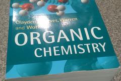 Annetaan: Organic Chemistry. CGWW 1st ed.