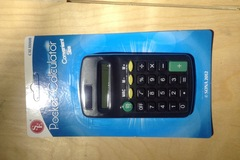 Sell: 100 SE  Mini Pocket Calculator, 4.25 x 2.25-Inch CAL3800B