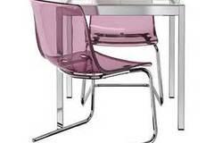 Myydään: two chairs
