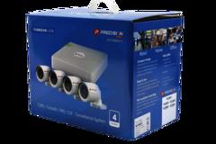Sólo anuncio: PRECISION VIDEO series / Sistema todo en uno / Kit 4 Cámaras