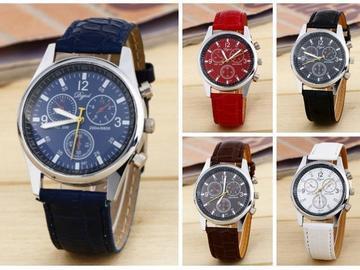 Sell: (40) Splendid Luxury Men's Watches Classic Style