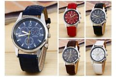 Sell: (40) Splendid Luxury Men's Watches Classic Style
