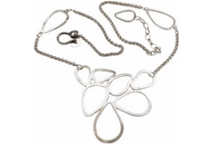 Selling: Bettina Argentium Sterling Silver Necklace