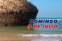 Eventos: 9 de Julio, Viaje a Matalascañas