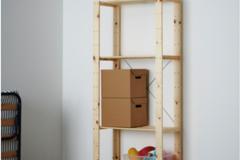 Myydään: IKEA wooden shelf