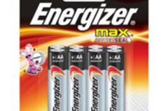Sólo anuncio: Pila Energizer Max AA Blister c/8 Pilas