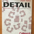 Myydään: DETAIL English Edition- May. June