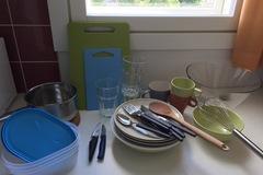 Selling: Basic kitchen stuff