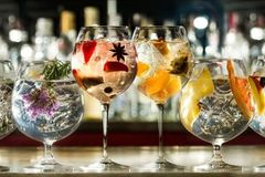 Rent per day: Team building Gin show