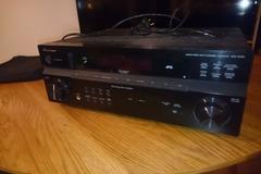 Myydään: Pioneer-vsx-918v-k amplifier