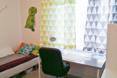 Renting out: Furnished room in Matinkylä for August