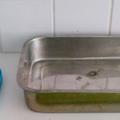 Myydään: Tupperwares (4 pieces) and metal oven dish