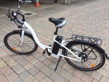 Renting out: Electric Bicycle - Pedelec in Oxford