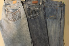 Sell: 24 Pair Women's Pants/Jeans/Capris (Free Shipping)
