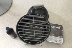 Selling: Barbecue stuff