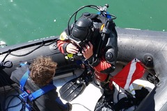 Offering: Professional Diver - Myrtle Beach, SC