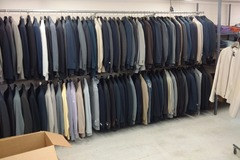 Sell: 10 New Men's Suits Assorted Sizes Retail $4,000.00