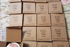 Sell: 60 PCS MILANI SUNSET DUOS BLUSH BRONZER COMPACTS BOXED NEW