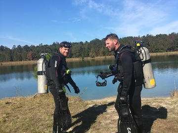 Offering: Need a engine repair? Need a diver? - Yorktown, VA