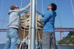 Rent per 2 hours: Team building - Sail workshop