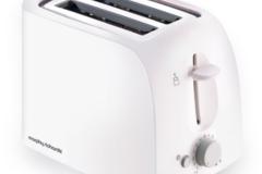 Myydään: Toaster - Morphy Richards
