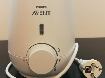 Renting out: Philips Avent pullonlämmitin