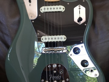 Renting out: 2017 Fender Jaguar Professional Series
