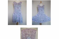 """A vendre: Patron robe """"Fougère"""""""