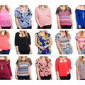 Sell: (33) Womens Assorted PLUS SIZE Tops