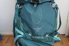 Vuokrataan: Osprey Aura AG 65