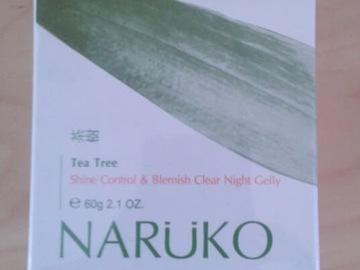 Venta:  Narüko Tea Tree Shine Control & Blemish Clear Night Gelly