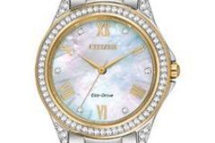 Sell: Citizen Women's Drive POV Swarovski Crystal Watch