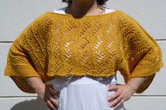 Vente au détail: Petit haut d'été en tricot
